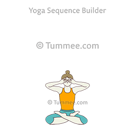 bhramari pranayama yoga bumble bee breath  yoga