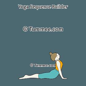 Cobra Pose Yoga Bhujangasana Yoga Sequences Benefits Variations And Sanskrit Pronunciation Tummee Com