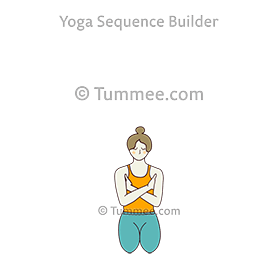 breath balancing pose yoga padadhirasan  yoga sequences