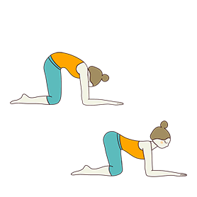 mom and baby yoga daily yoga sequence with the baby