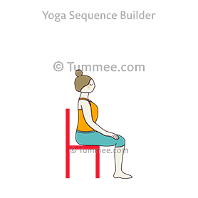 Chair Mountain Pose Yoga Chair Tadasana Yoga Sequences Benefits Variations And Sanskrit Pronunciation Tummee Com