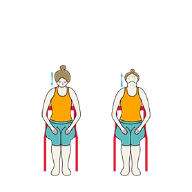 Seniors Yoga Sequence Chair Yoga Sequence For Seniors Tummee Com