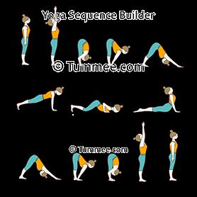 classic sun salutation variation iii yoga classic surya