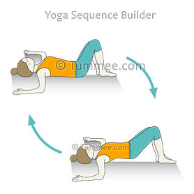 constructive rest pose cactus arms hips flow yoga