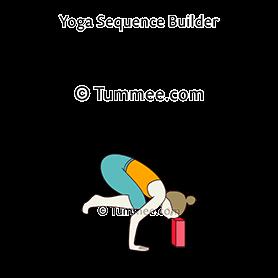 how to do bakasana block  tummee