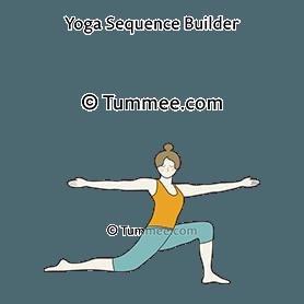 Crescent Low Lunge Pose Twist Yoga Parivrtta Anjaneyasana Yoga Sequences Benefits Variations And Sanskrit Pronunciation Tummee Com