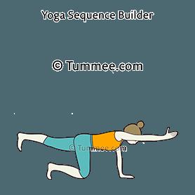 Prone Yoga Poses 550 Prone Yoga Poses To Plan Yoga Sequences Tummee Com