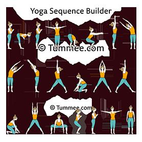 egyptian sun salutation variation yoga  yoga sequences