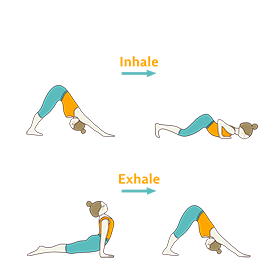 yoga handstand progression peak pose vinyasa yoga
