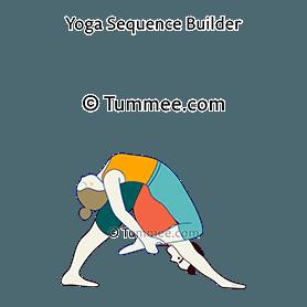 floating camel pose downward facing dog pose partner yoga