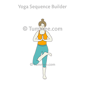 24 great tree pose sequence yoga  yoga for all