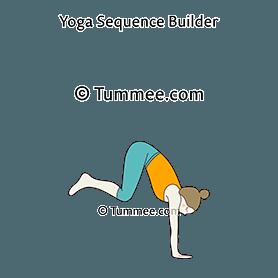 plank pose yoga phalakasana  yoga sequences benefits