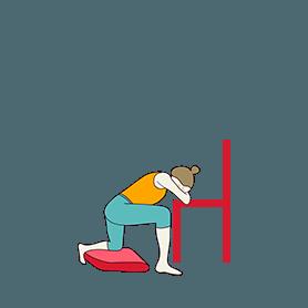 prenatal yoga sequence third trimester  tummee