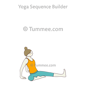 Dandasana Yoga Staff Pose Yoga Sequences Benefits Variations And Sanskrit Pronunciation Tummee Com