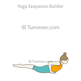 chin stand yoga ganda bherundasana  yoga sequences