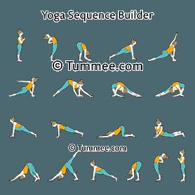 Moon Salutation Variation C Yoga Chandra Namaskar Variation C Yoga Sequences Benefits Variations And Sanskrit Pronunciation Tummee Com