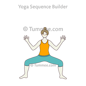 moon flowers pose yoga moonflowers pose  yoga sequences