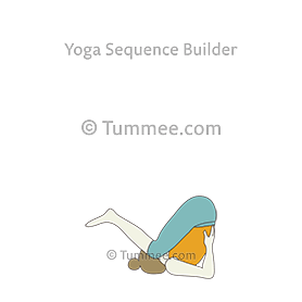 halasana yoga plough pose  yoga sequences benefits