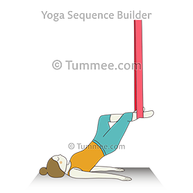 butterfly bridge lifts yoga  yoga sequences benefits