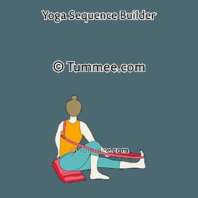 Vakrasana Yoga (Twisted Pose) | Yoga Sequences, Benefits ...