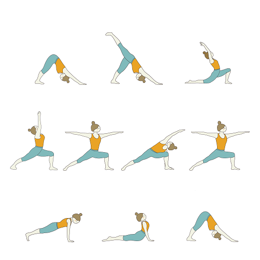 Yoga Sequence Builder For Yoga Teachers To Plan Yoga Classes