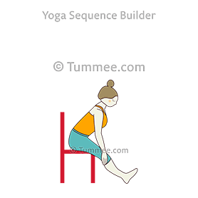 caterpillar pose yoga  yoga sequences benefits
