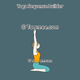 Seated Mountain Pose Thunderbolt Yoga Urdhva Vajrasana Yoga Sequences Benefits Variations And Sanskrit Pronunciation Tummee Com