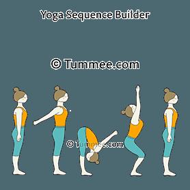 shoulder salutation sequence variation yoga  yoga
