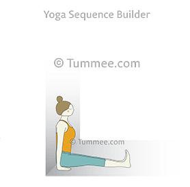 compass pose yoga surya yantrasana  yoga sequences