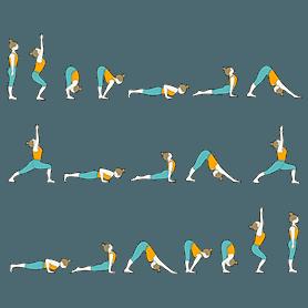 Peak Pose Sequence: Manipura Chakra Yoga Sequence leading to