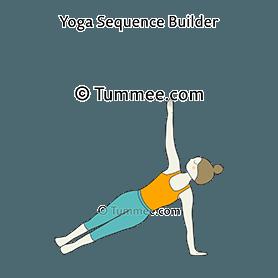 Vasisthasana Yoga Side Plank Pose Yoga Sequences Benefits Variations And Sanskrit Pronunciation Tummee Com
