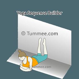 sphinx pose yoga salamba bhujangasana niravalasana