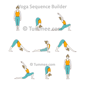 water salutation yoga  yoga sequences benefits
